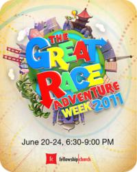 Fellowship Church with Pastor Ed Young Presents Adventure Week