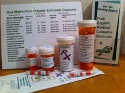 High and Dry: God Med Makes Medical Marijuana Capsules Better and ...