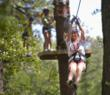 New TreeTop Adventure at Callaway Gardens
