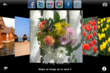 iapps24's Pro-Share features: Swipe an image to send it