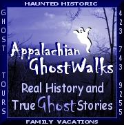 Appalachian GhostWalks East TN Ghost Tours