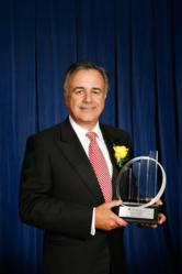 Jim D'Addario wins Ernst & Young Entrepreneur of the Year 2011 in the Distribution, Manufacturing and Construction Category
