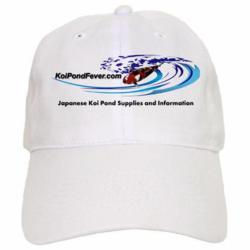 Custom KoiPondFever.com Hat