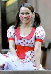 Owner of Kiki's Faces and Balloons, an NYC children's party entertainment company
