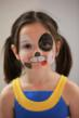 Puppy Face Painting by Kiki of Kiki's Faces and Balloons