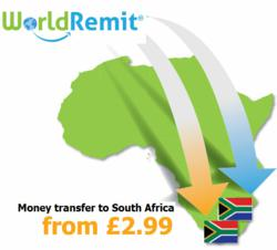 money transfer south africa