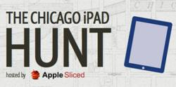 The Chicago iPad Hunt, Hosted By Apple Sliced