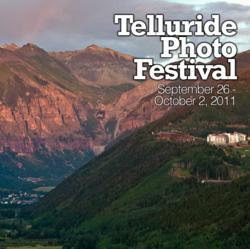 Telluride Photo Festival - September 26 to October 2