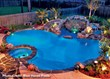 This Beautiful Swimming Pool & Hot Tub Combination Could Be In Your Own Backyard!
