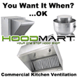 HoodMart Rolls Out New Program - Restaurant Hoods Ready to Ship in 24-48 Business Hours