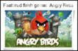 Currently featured flash game: Angry Birds.