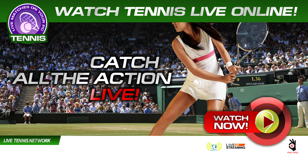 Tennis streaming
