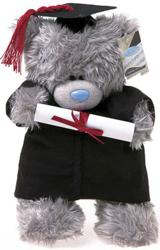 Graduation Teddy Bear Gift from Big Fat Balloons