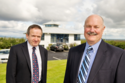 Mike Brogan and Paul Monaghan of Enerit
