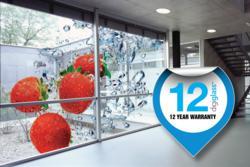 DigiGlass' Decorative Window Film Comes with 12 Year Warranty