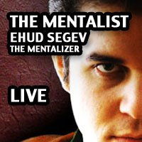 Mentalist Ehud Segev will perform his new show off-Broadway in Times Square on June 27th, 2011