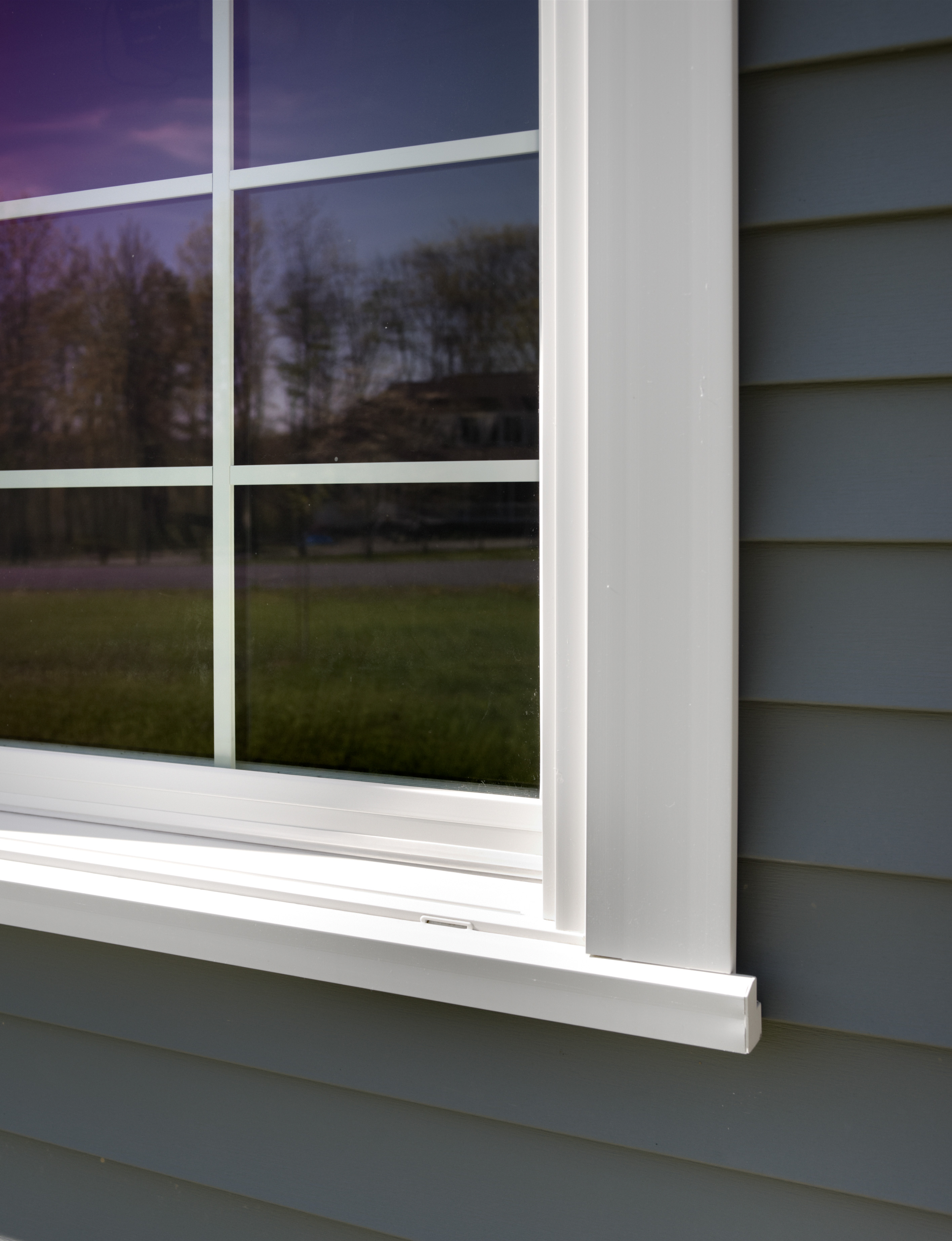 Exterior Window Frame Design Decoration