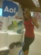 Best Selling Lifestyle Author Jennifer Nicole Lee at AOL NYC Offices