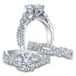 Kirk Kara 2011 Winner Matching Wedding Set