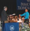 F3 Engineering Awards Scholarships to Two Passaic County Technical Institute Students