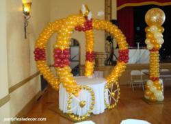 San Joses Party Fiesta Balloon Decor Announces They Offer Tips And