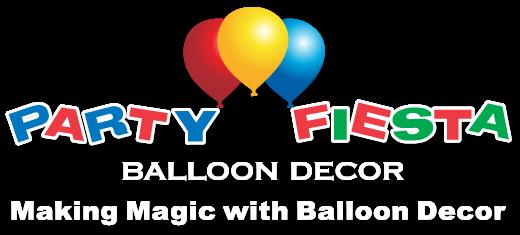 San Jose Party Decorations Company Party Fiesta Celebrates International Balloon Month