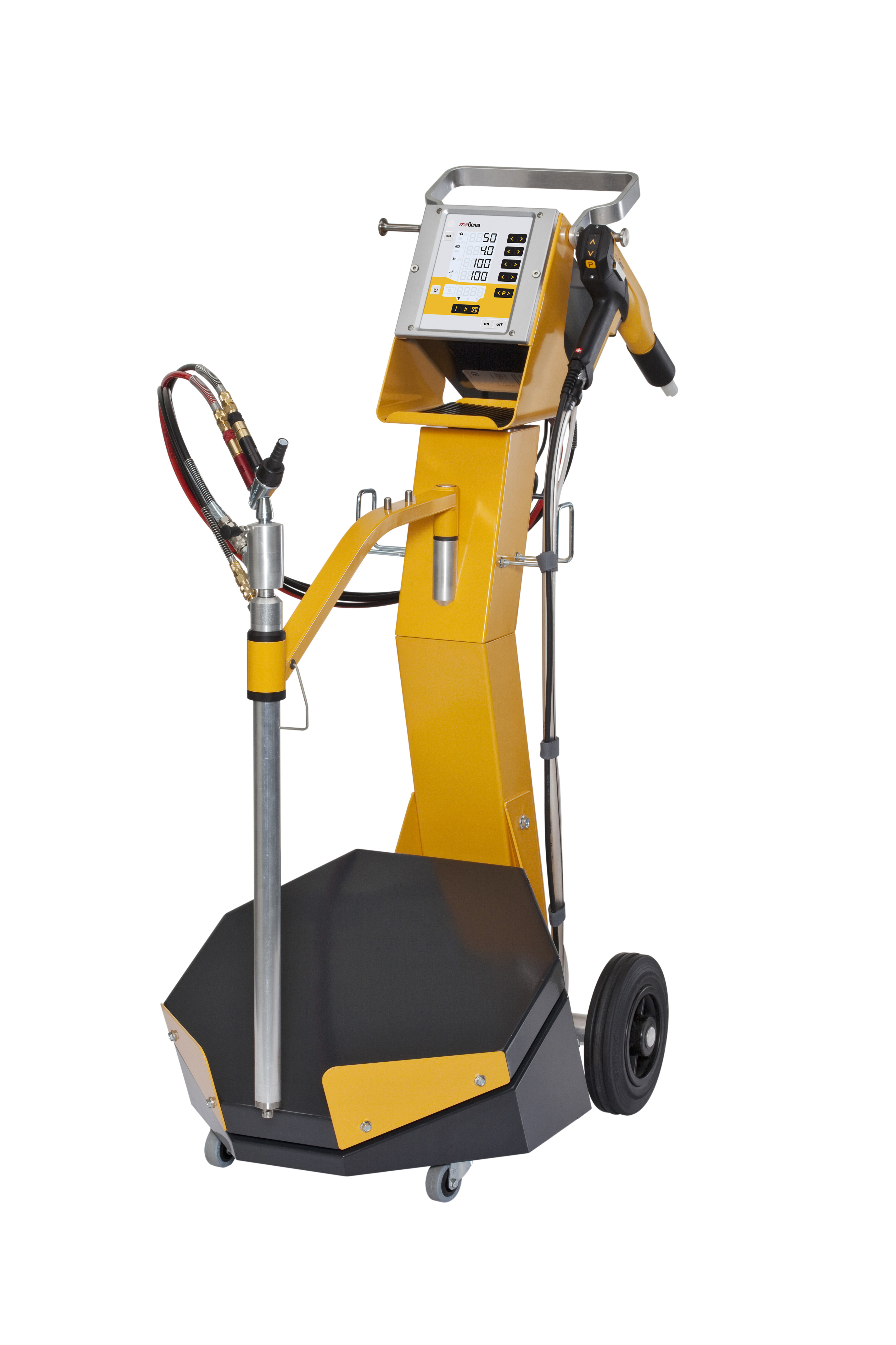 Gema Joins Graco Creating Synergistic Advantages