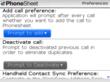 PhoneSheet Screenshot 6