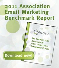 Informz Association Email Marketing Benchmark Report