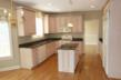 Hinsdale Kitchen into Dining Room