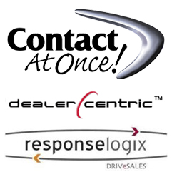 ResponseLogix & DealerCentric Joins Contact At Once! Dealer Chat
