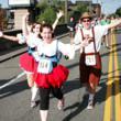 Fremont Oktoberfest 5K Runners