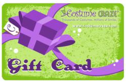 Costume Craze Gift Cards