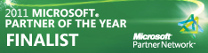 ClickDimensions Listed Among Top Finalists for the 2011 Microsoft Dynamics CRM 2011 Solution Partner of the Year Award