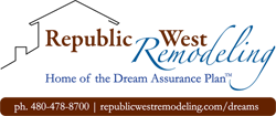 Phoenix Home Remodeling Company, Republic West Remodeling