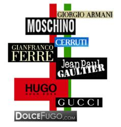 Designer Clothes Essentials by DolceFugo.com
