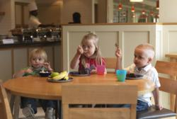 family holidays, free childcare