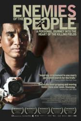 Enemies of the People US Theatrical Poster, Thet Sambath films Nuon Chea, Pol Pot's deputy AKA Brother Number Two
