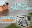 New Tsurumi Water Pumps @ Water Pumps Direct