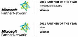 Microsoft Partner of the Year Award Logo