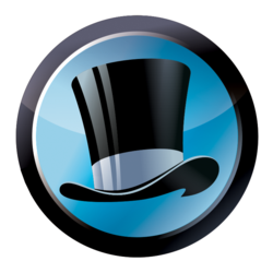 Top Hat Monocle logo