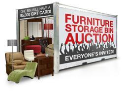 Value City Furniture To Host 39 Bid On A Bin 39 Furniture Storage Bin Auction