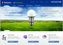 Veratim LED Lighting website