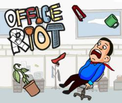 Office Riot: The Game -- Stop working. Start playing.
