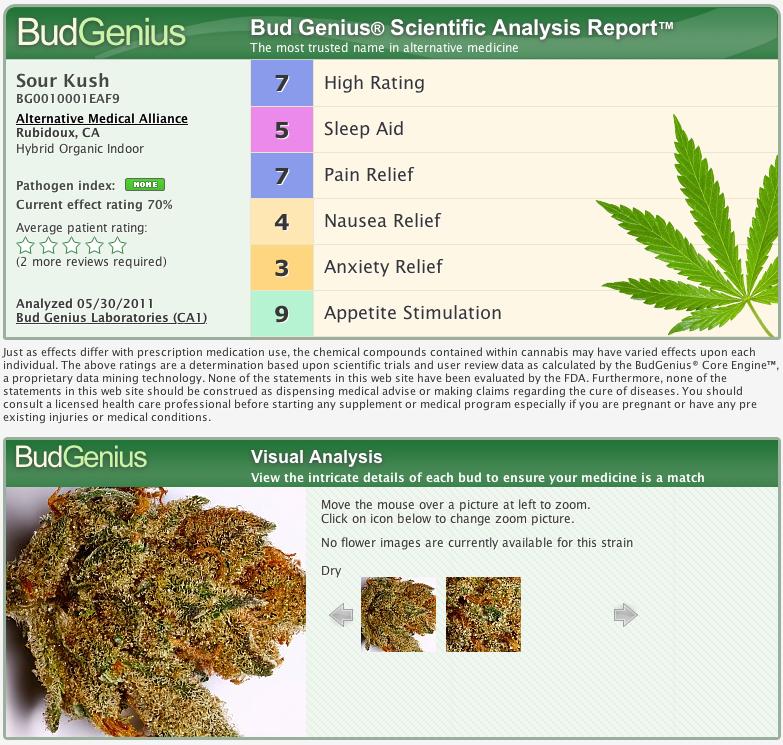 Medical Marijuana Testing Lab Claims To Forecast