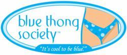 blue thong society, social networking, philanthropic, BTS, Mary Jo Wallo, womens social groups