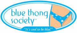 blue thong society, social networking, philanthropic, BTS, Mary Jo Wallo, womens social groups