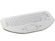 keywi Mini-CleanBoard Medical Keyboard with Touchpad