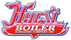 Hurst Boiler logo