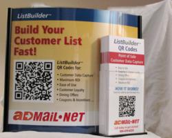 Admail.net QR Codes